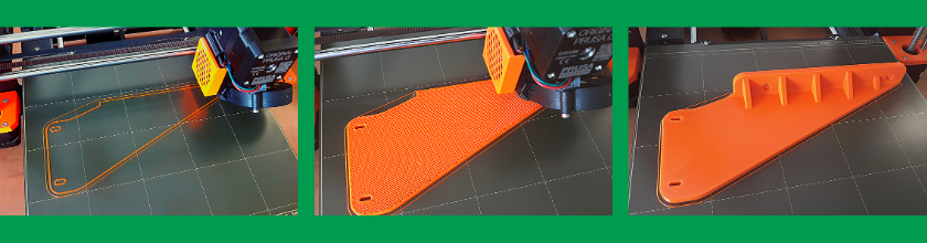 3D tiskárna v DAS vyrábí prototypy dílů